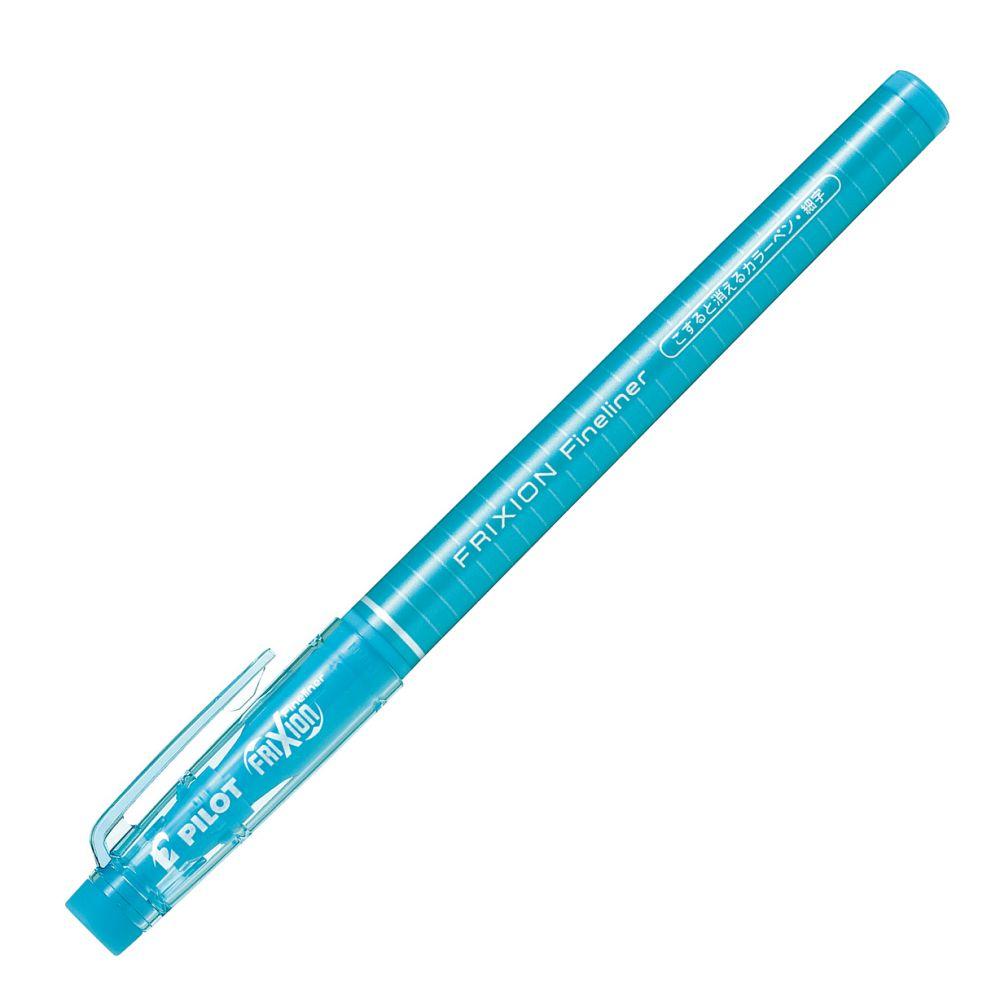 百樂魔擦極細彩色筆-淺藍 (日本版限量)