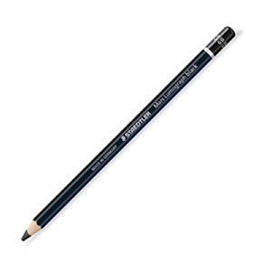 施德樓黑桿人像素描專用鉛筆6B