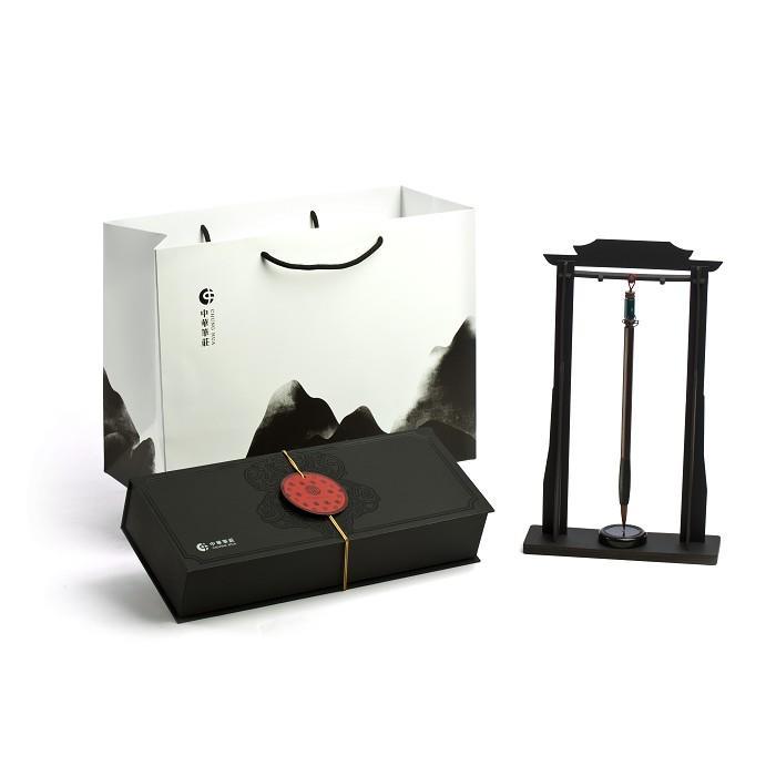 中華筆莊 祈願筆禮盒-喜