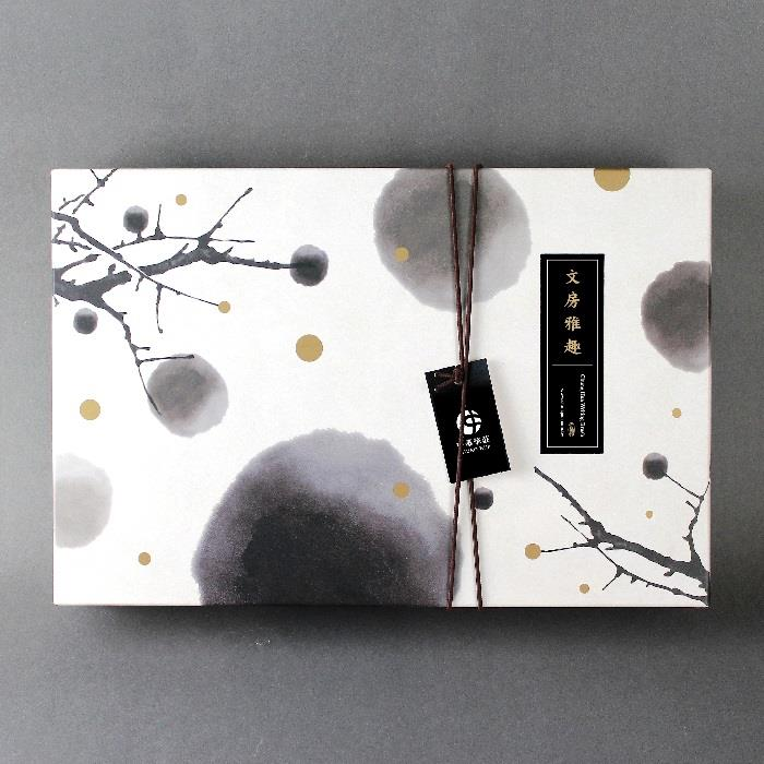 中華筆莊 文房雅趣禮盒