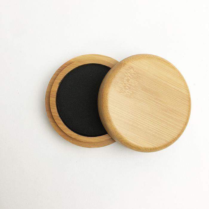 中華筆莊 竹盒墨膏