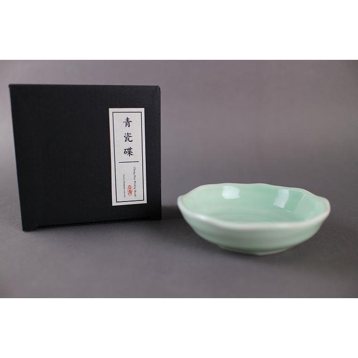 中華筆莊 U01青瓷碟