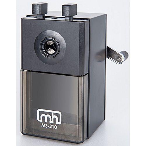【明祥】MS210可調式鉛筆機-黑 (鉛筆直徑7~12mm通用)