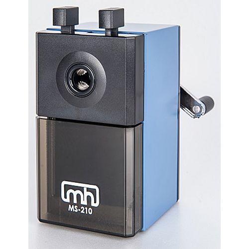 【明祥】MS210可調式鉛筆機-藍 (鉛筆直徑7~12mm通用)