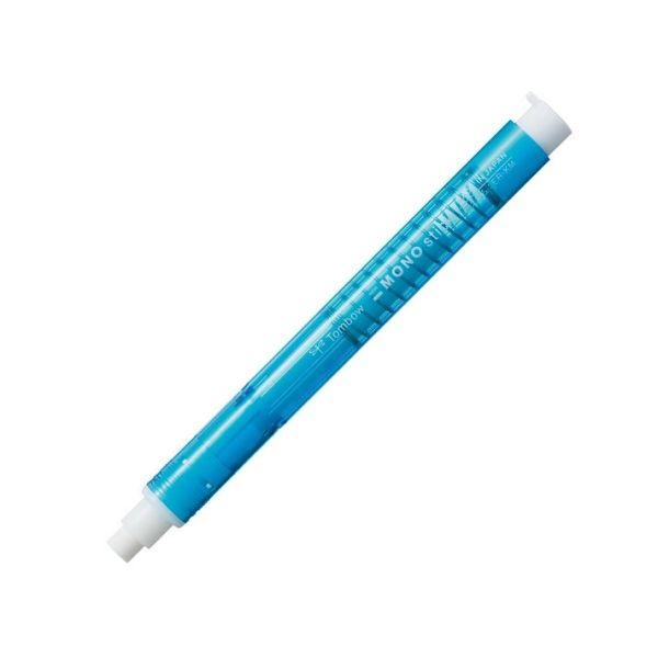 TOMBOW MONO按壓式塑膠擦-藍