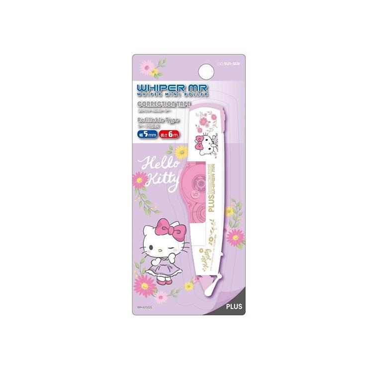 PLUS三麗鷗MR修正帶5mm-Hello Kitty (限量版)
