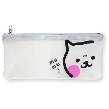 笑笑貓透明袋