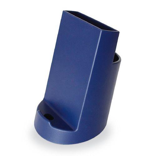 【三瑩】2合1手機座筆筒-藍