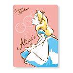 【南寶興】迪士尼16K墊板雙霧膜-愛麗絲
