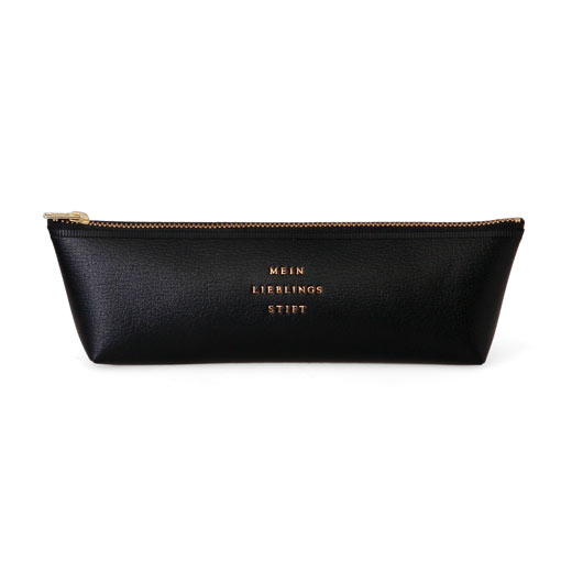 【HIGHTIDE】經典筆袋-黑