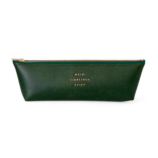 【HIGHTIDE】經典筆袋-綠