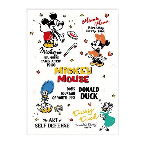【南寶興】迪士尼16K筆記-米奇米妮