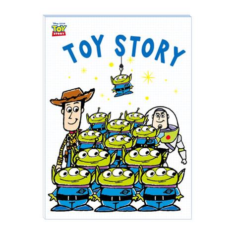 【南寶興】迪士尼16K筆記-玩具