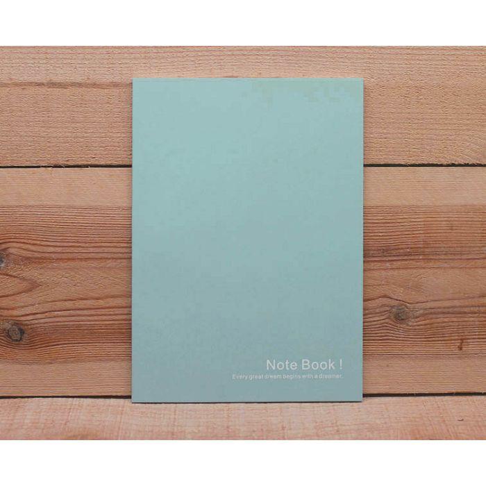 素色25K筆記本(水藍)