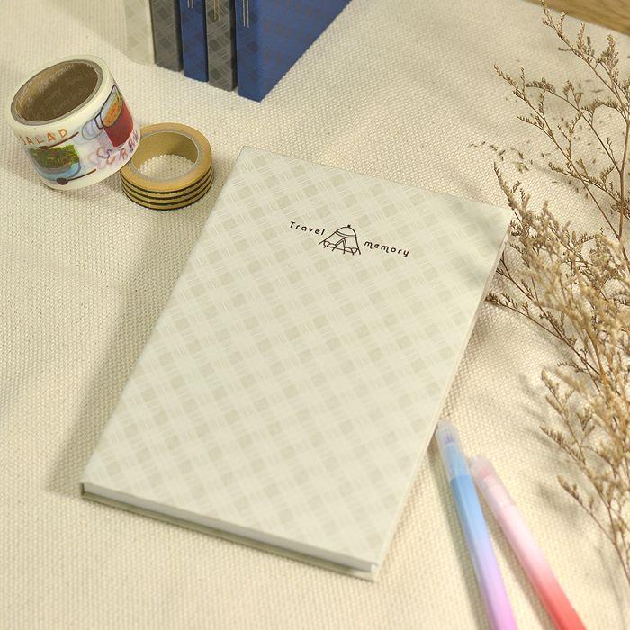 【Conifer】旅行記憶-32K橫線筆記本-露營篇