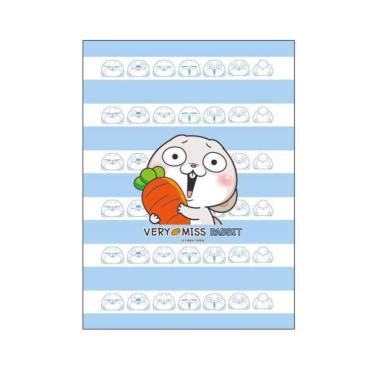 好想兔-16k東康加厚定頁筆記-最愛蘿蔔