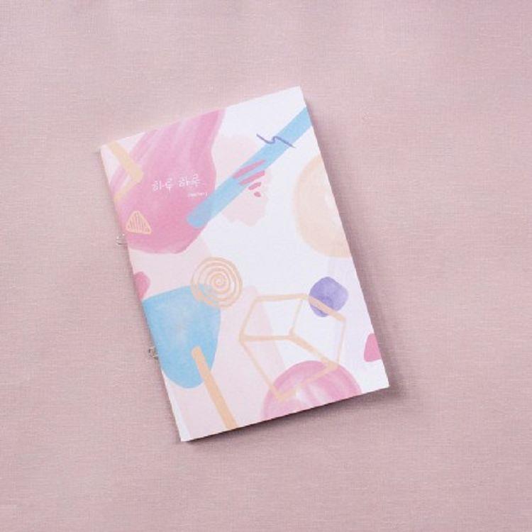 25K多漾橫線筆記本-韓