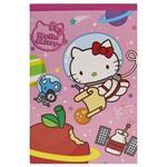 Hello Kitty太空彩色MEMO本