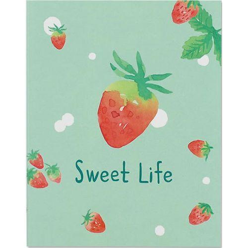 莓好生活-小豆本便利貼-02綠