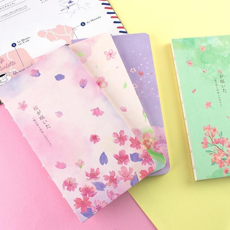 櫻の日-自填式月計劃+週計劃-04飄落