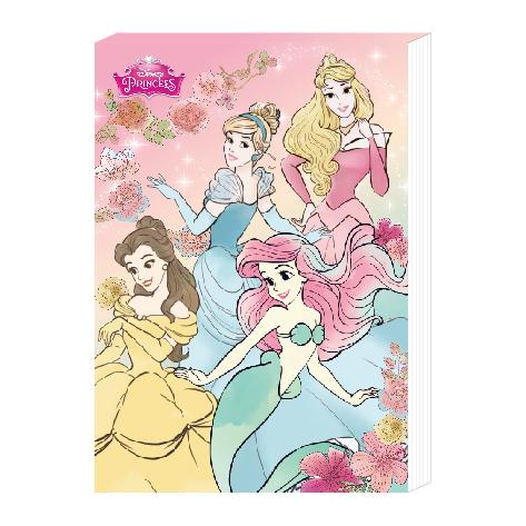 迪士尼便條紙50K-公主
