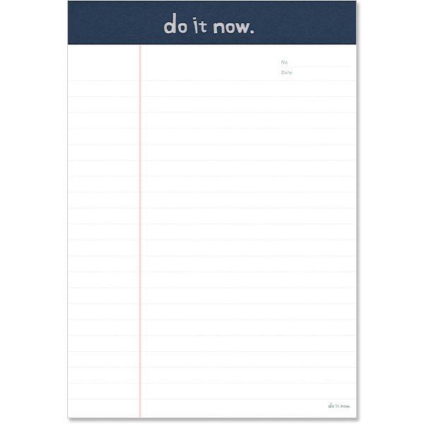 【珠友】A5可撕式企劃紙(橫線) 40張-D藍