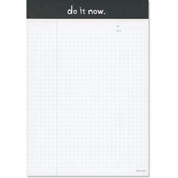 【珠友】A5可撕式企劃紙(方格) 40張-A黑