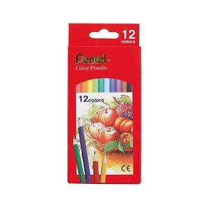 Pentel CB8彩色鉛筆12色
