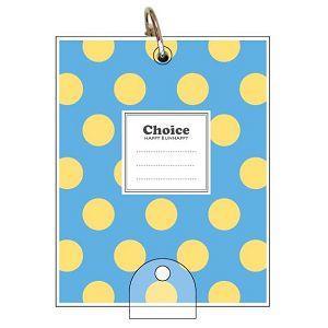 【青青文具】Choice--生活分色單字卡(淺藍)