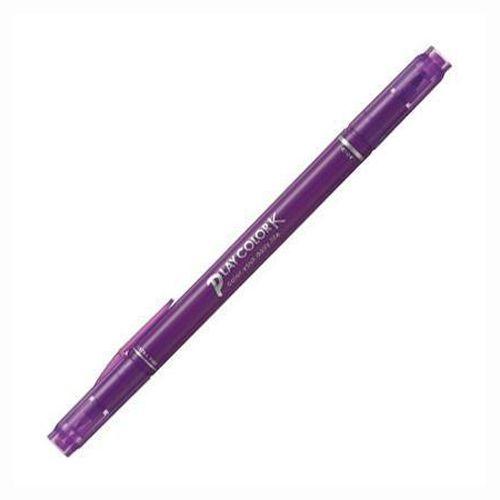 【TOMBOW】雙頭彩色筆K-紫羅蘭#19