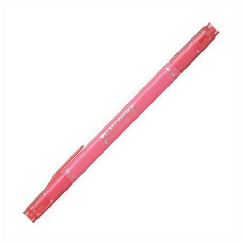 【TOMBOW】雙頭彩色筆K-桃紅#61