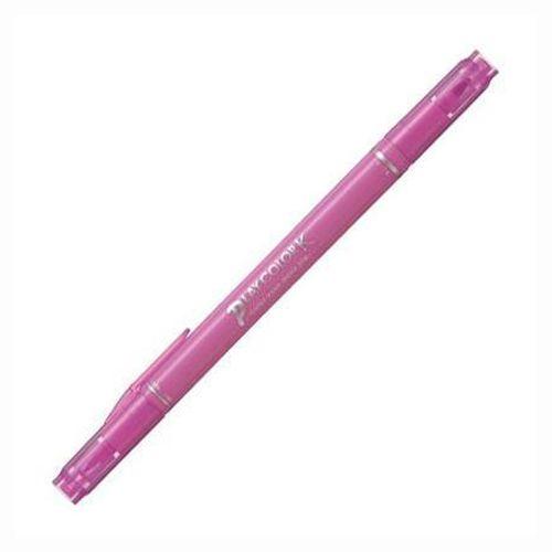 【TOMBOW】雙頭彩色筆K-糖果粉紅#79
