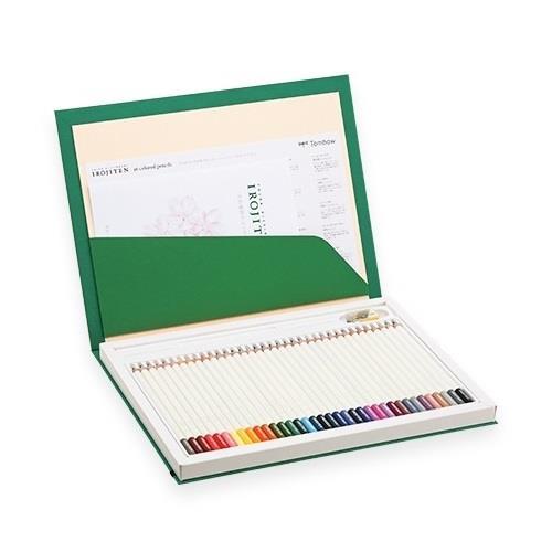 TOMBOW 色辭典油性色鉛筆精選36色組