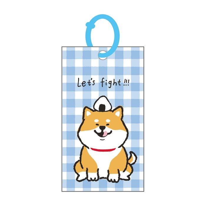 柴犬記憶卡(大)A-飯糰