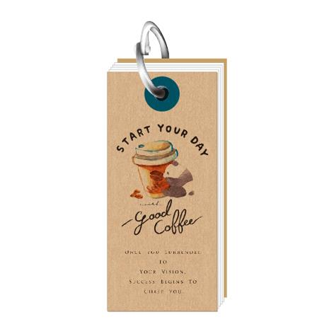 方格中單字卡-咖啡