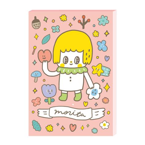 陳森田信紙32入-粉紅