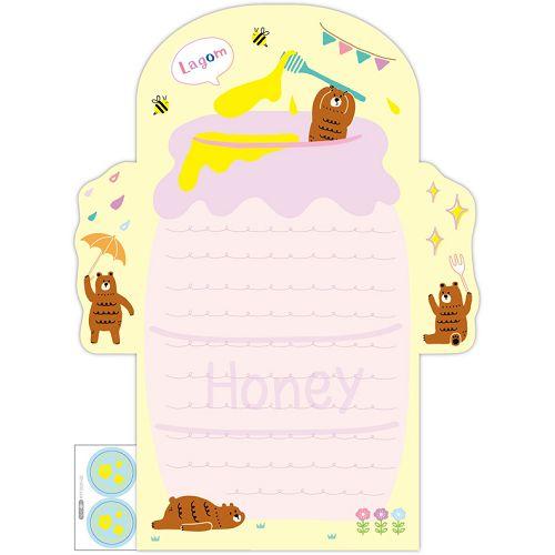 信紙組-熊