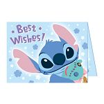 【南寶興】Disney迪士尼A4精裝卡片-史迪奇