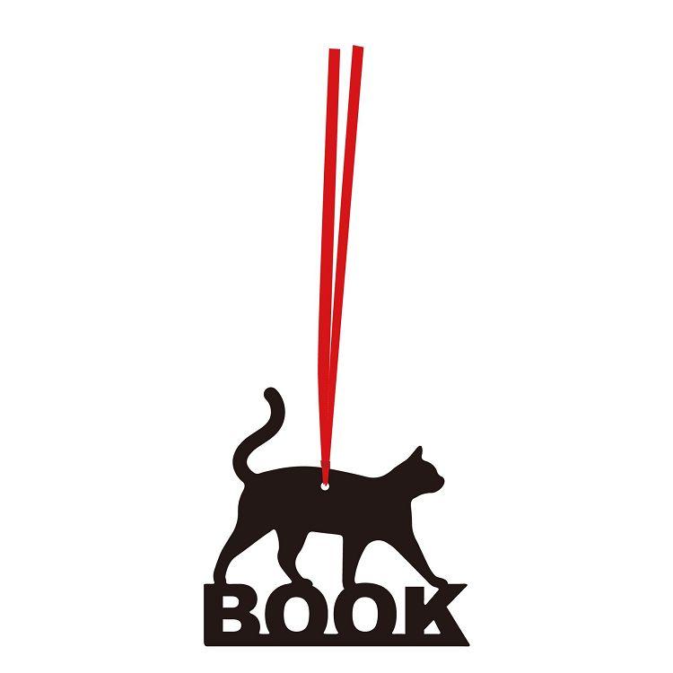 【九達】貓咪剪影書籤-Book