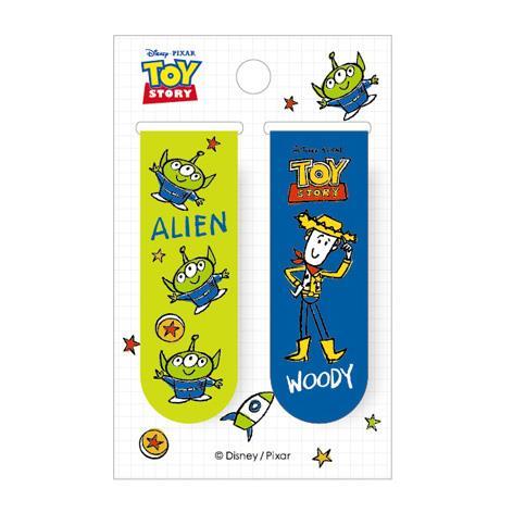 迪士尼磁性書籤2入-玩具