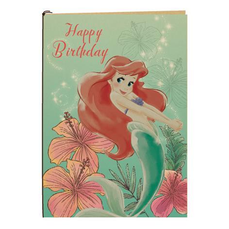 迪士尼萬用卡片-小美人魚