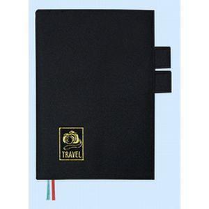 TRAVEL-A6自填式半年誌(1日1頁)-D黑
