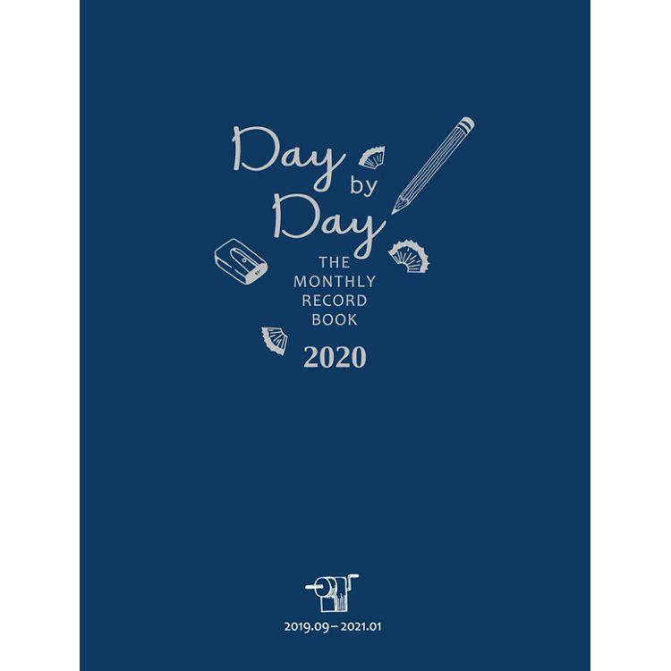 2020年13K跨年月誌-藍字