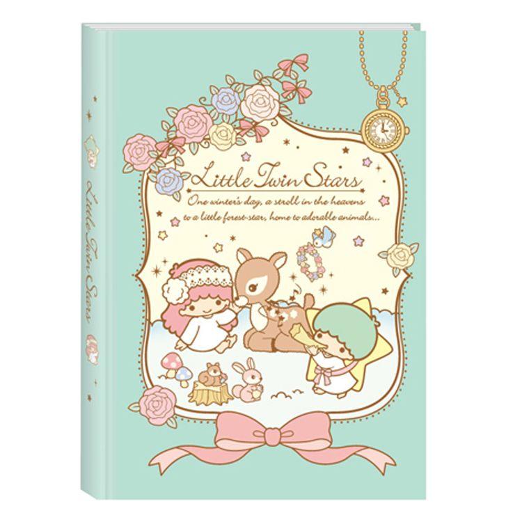 三麗鷗布質手札-雙子星