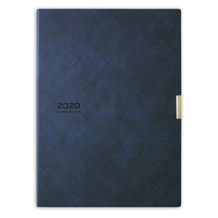 2020年【DATA MATE】義式品味 16k 皮製精裝本DM-1665-藍