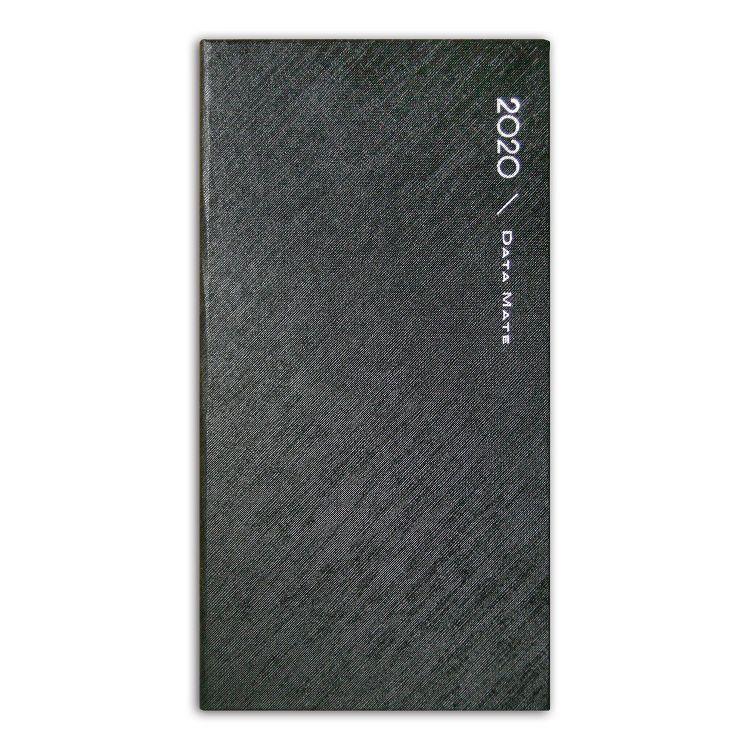 2020年【DATA MATE】珠光斜織 48k精裝本DM-4868-黑