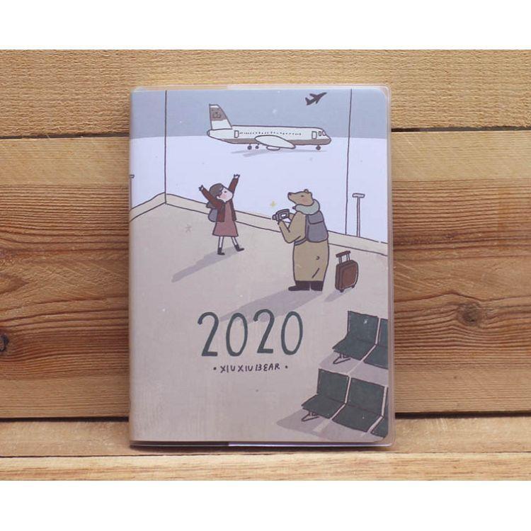 2020年咻咻熊日誌(機場)