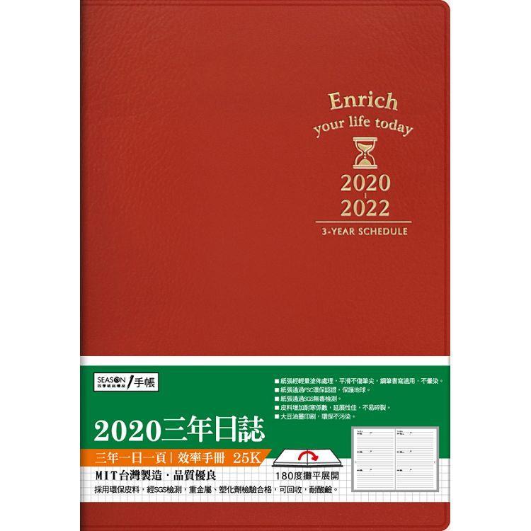 2020年25K三年日誌-紅