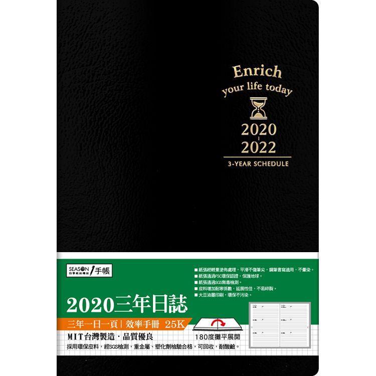 2020年25K三年日誌-黑
