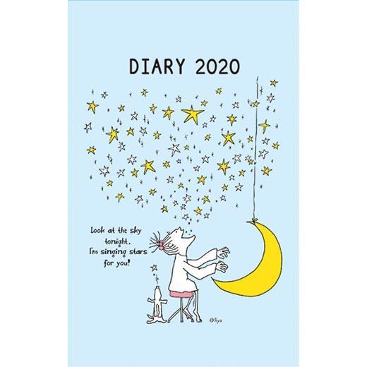2020年【Greeting Life】B6月誌-blue star